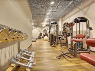 Hotel Klaus K Helsinki - Fitness Room