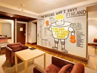 Hotel Klaus K Helsinki - Envy Room - Sakkinen