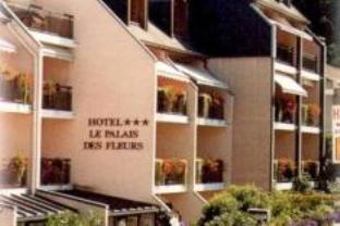 Logis Palais Des Fleurs Restaurant Les Capucines