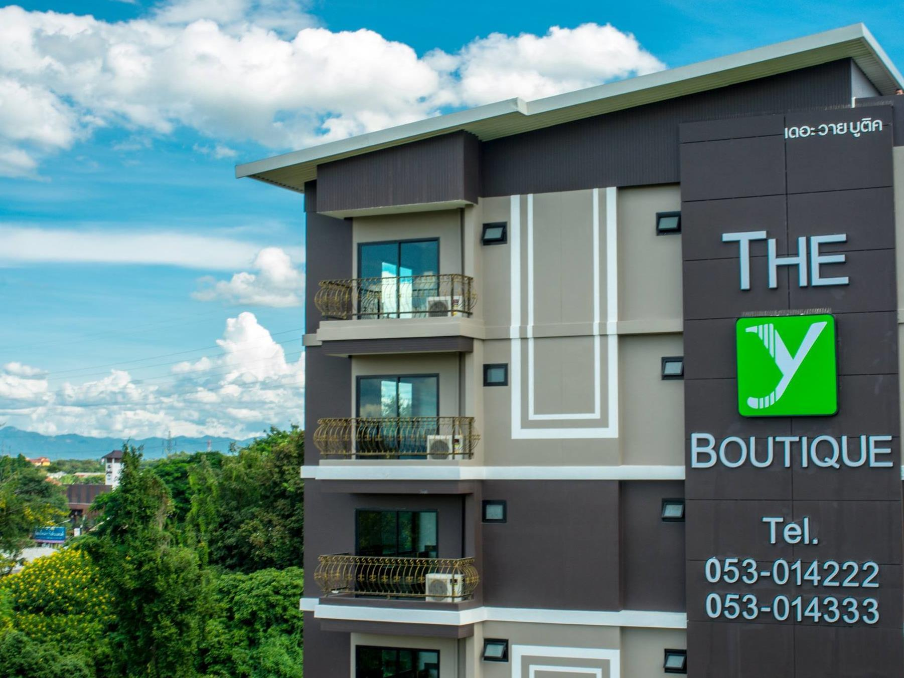 The y boutique hotel san sai chiang mai thailand for Great boutique hotels