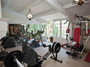Hostellerie Les Frenes Avignon - Fitness Room