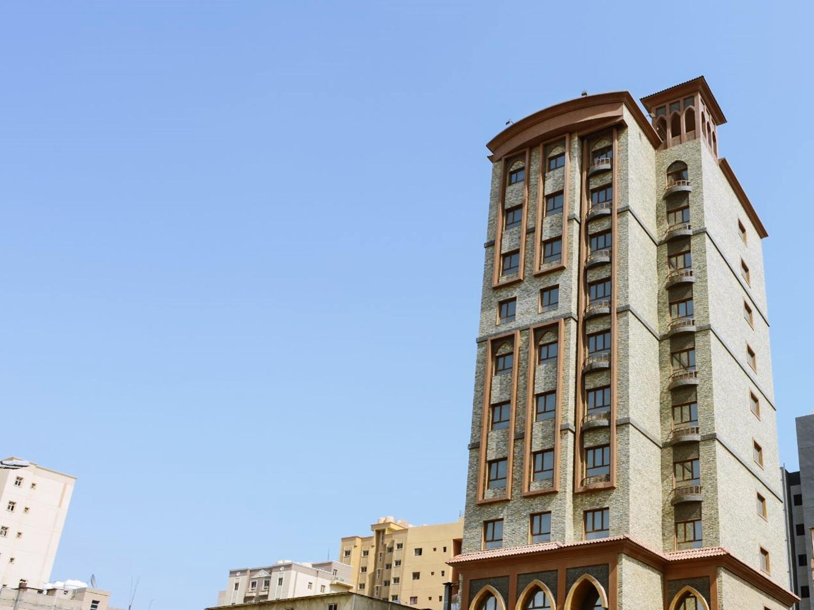 Relax Inn Hotel Apartments Fahaheel - Hotels and Accommodation in Kuwait, Middle East