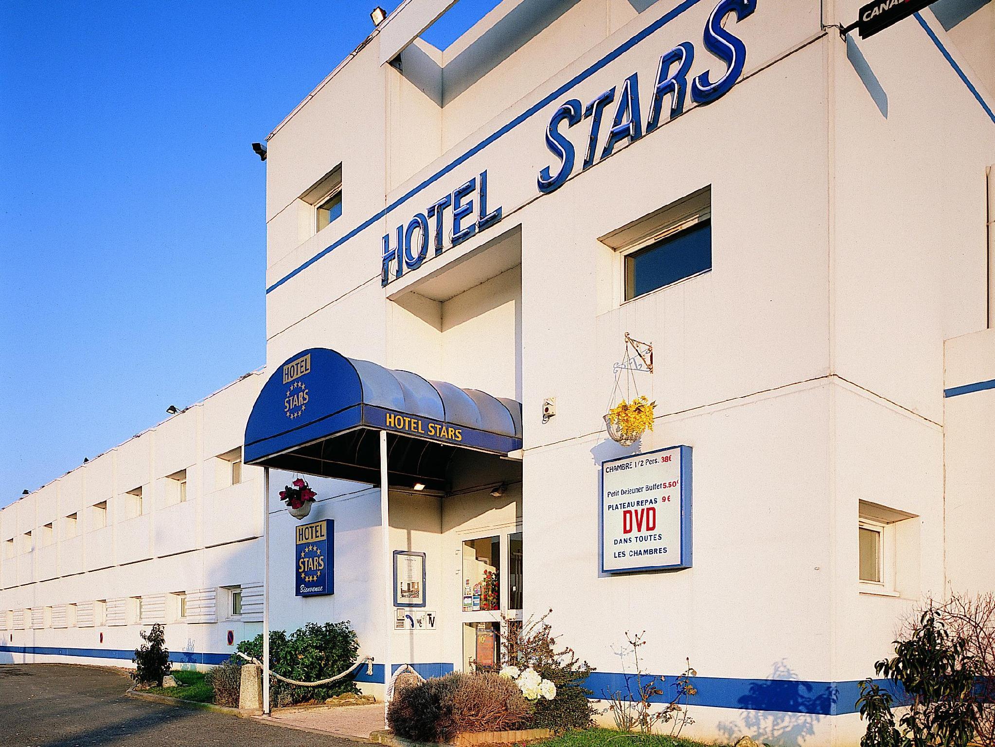 Stars Chilly Mazarin Hotel - Hotell och Boende i Frankrike i Europa