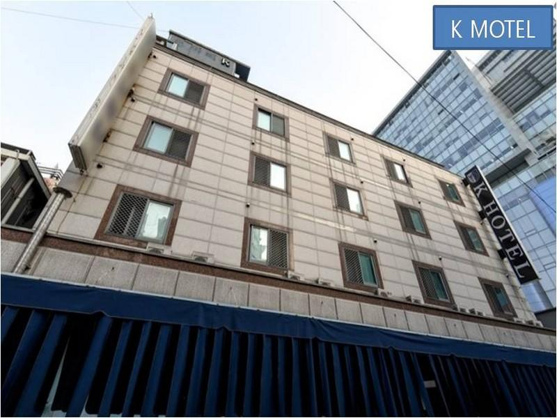 K Motel - Hotels and Accommodation in South Korea, Asia