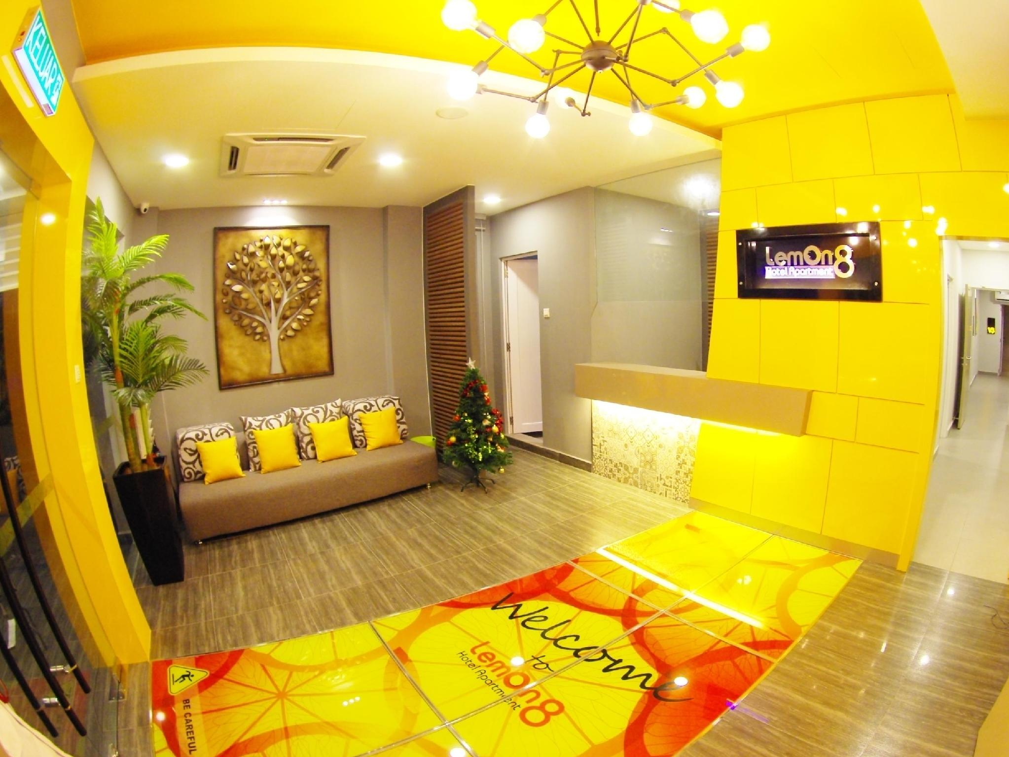 Lemon 8 Hotel Apartment - Hotels and Accommodation in Malaysia, Asia