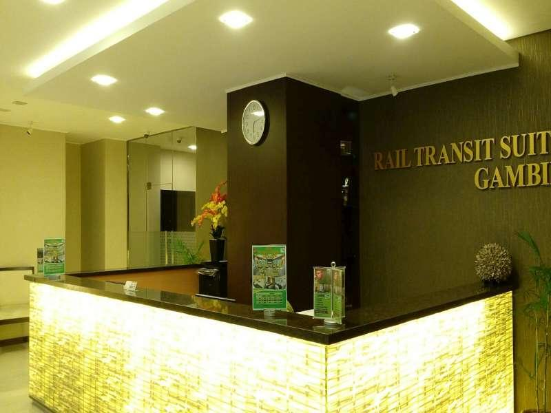 Hotel Rail Transit Suite Gambir - Hotels and Accommodation in Indonesia, Asia