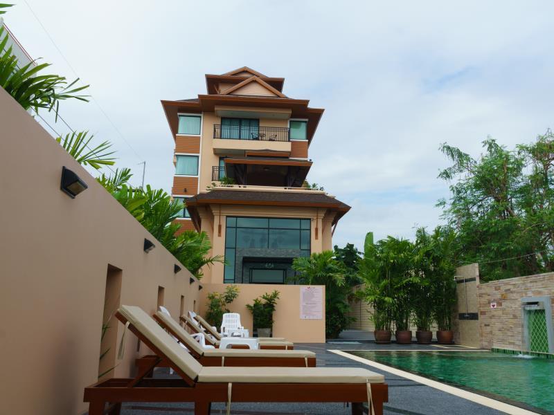 VISA Hotel Hua Hin - Hotell och Boende i Thailand i Asien