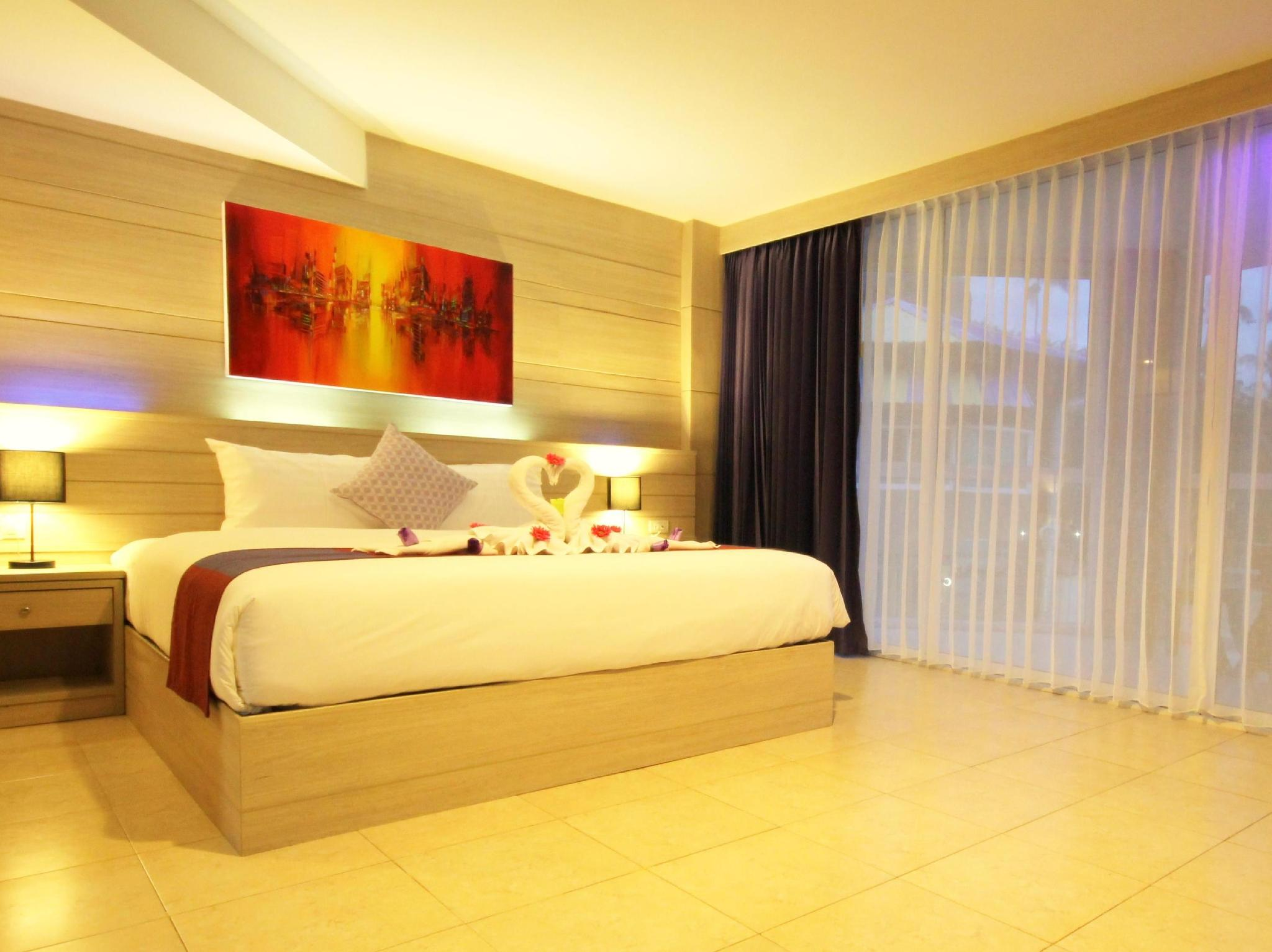 Baywatch Boutique Hotel Ao Nang - Hotell och Boende i Thailand i Asien