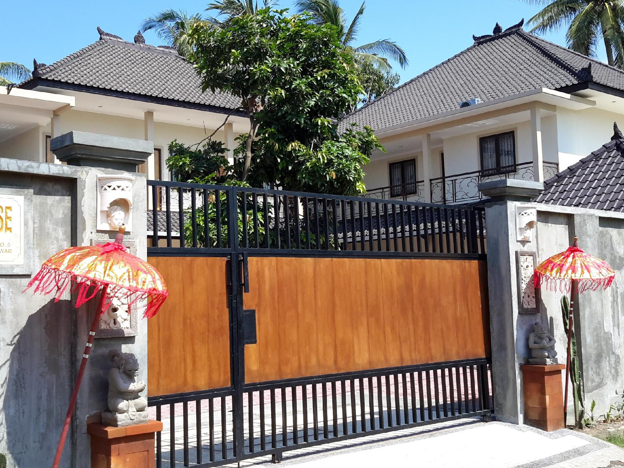 Whiterose Guesthouse - Hotels and Accommodation in Indonesia, Asia