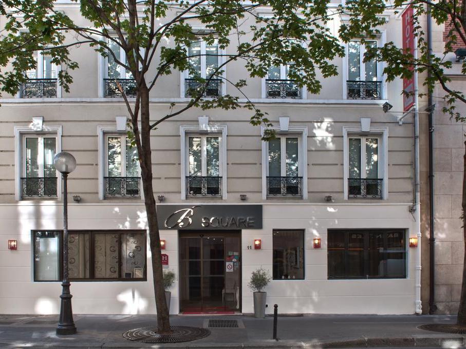 Hotel B Square - Hotell och Boende i Frankrike i Europa