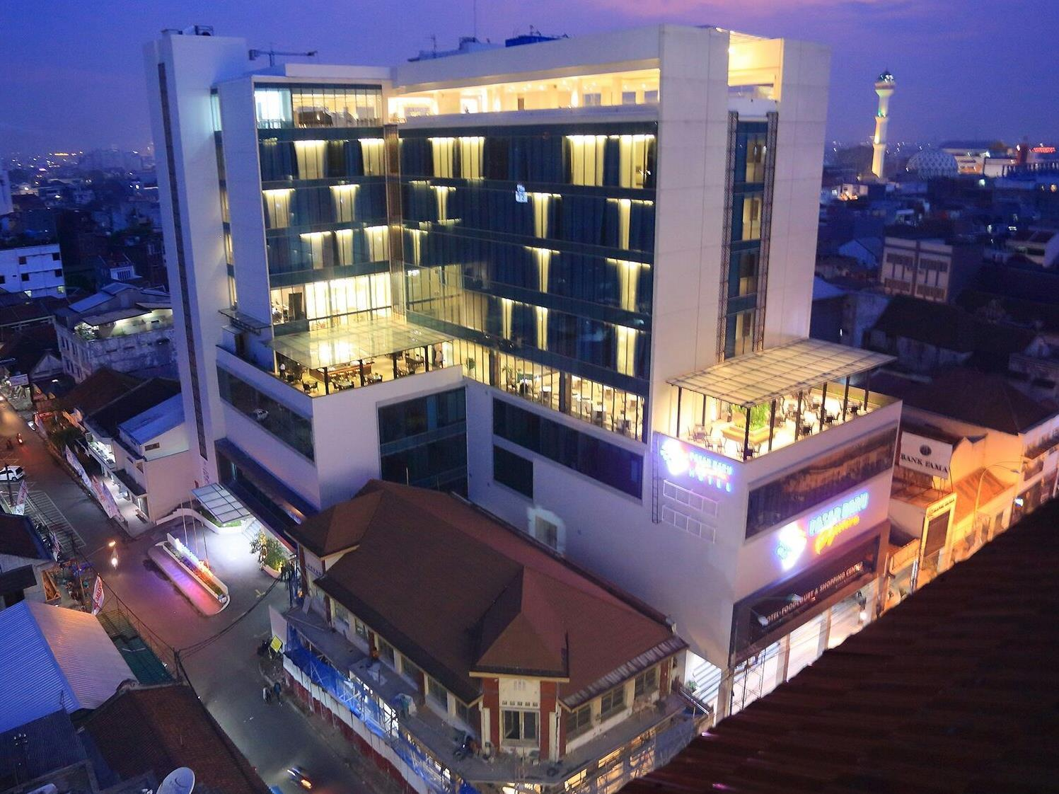 Pasar Baru Square Hotel Bandung DHM Associates - Hotels and Accommodation in Indonesia, Asia