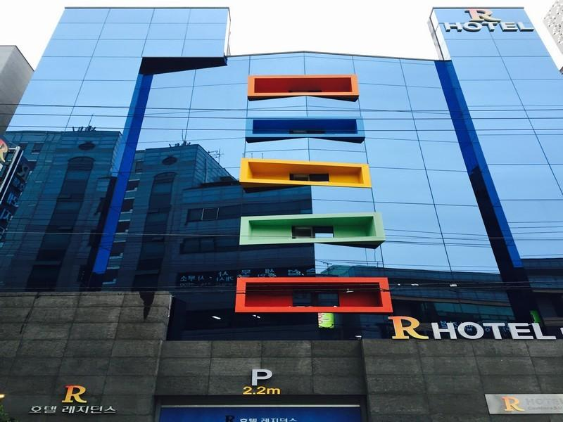 Residence Hotel R - Hotels and Accommodation in South Korea, Asia