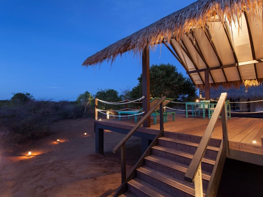 Jetwing Tented Villas - Hotels and Accommodation in Sri Lanka, Asia