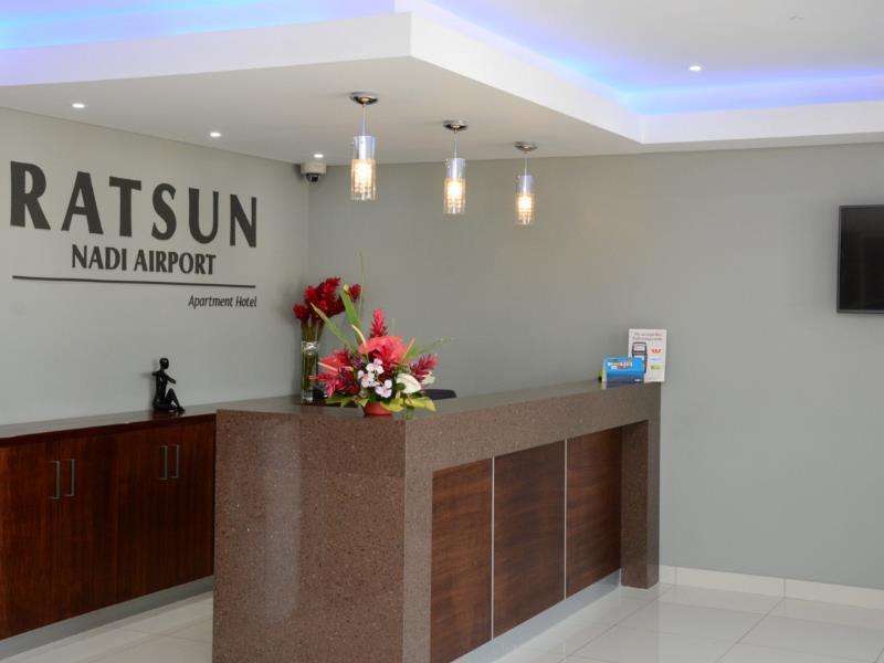 Ratsun Nadi Airport Apartment Hotel - Hotell och Boende i Fiji i Stilla havet och Australien