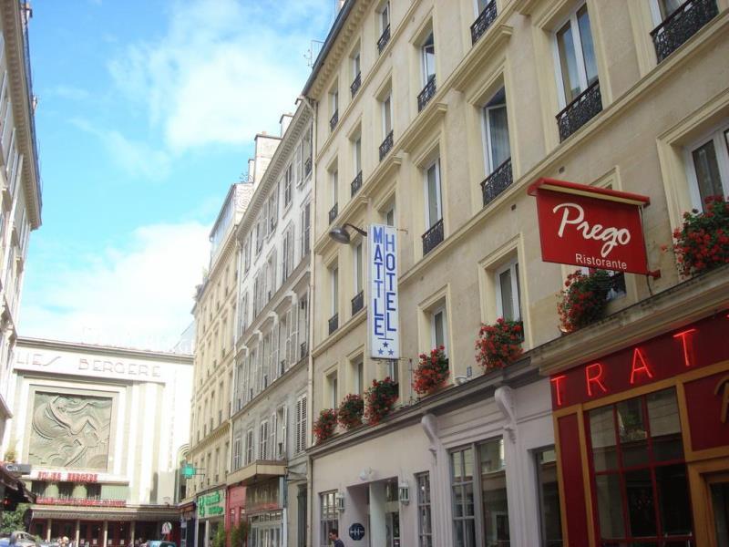 Hotel Mattle - Hotell och Boende i Frankrike i Europa