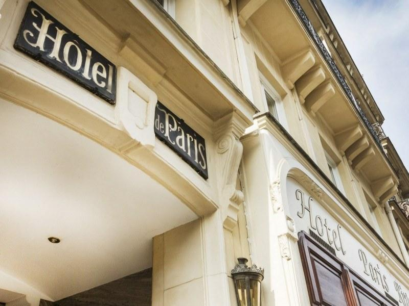 Hotel Paris Rivoli - Hotell och Boende i Frankrike i Europa