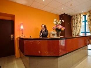 Hotel Alexandrie Parijs - Receptie