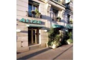 Alizé Grenelle Tour Eiffel - Hotell och Boende i Frankrike i Europa
