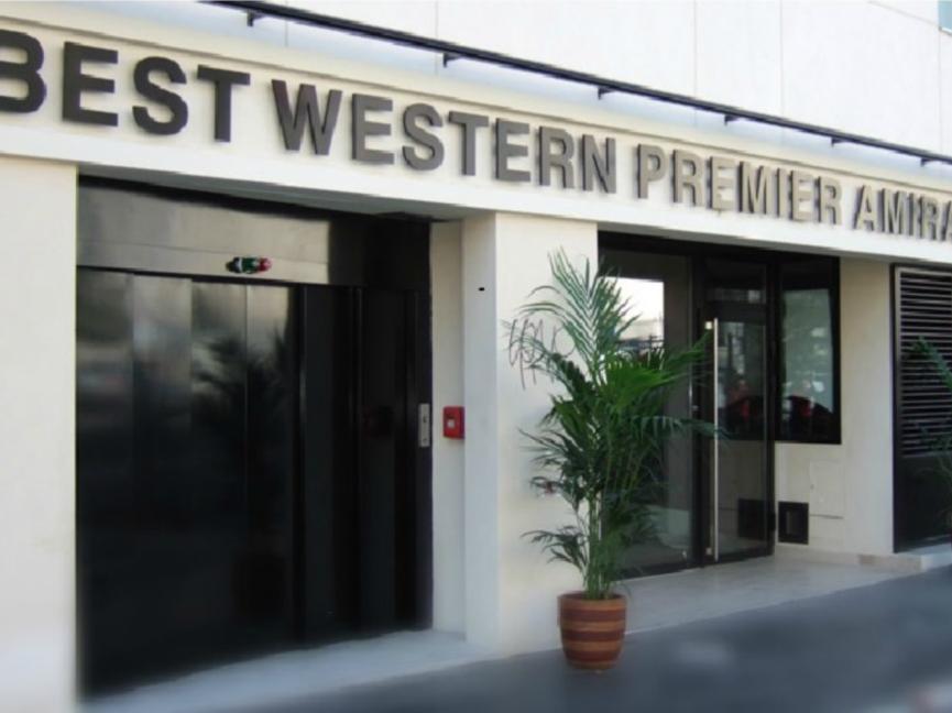 Best Western Premier Amiral Hotel - Hotell och Boende i Frankrike i Europa