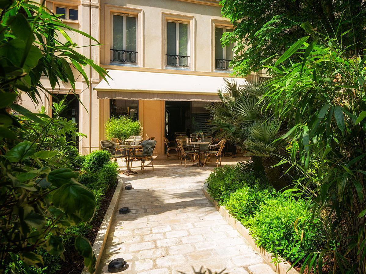 Hotel B Montmartre - Hotell och Boende i Frankrike i Europa