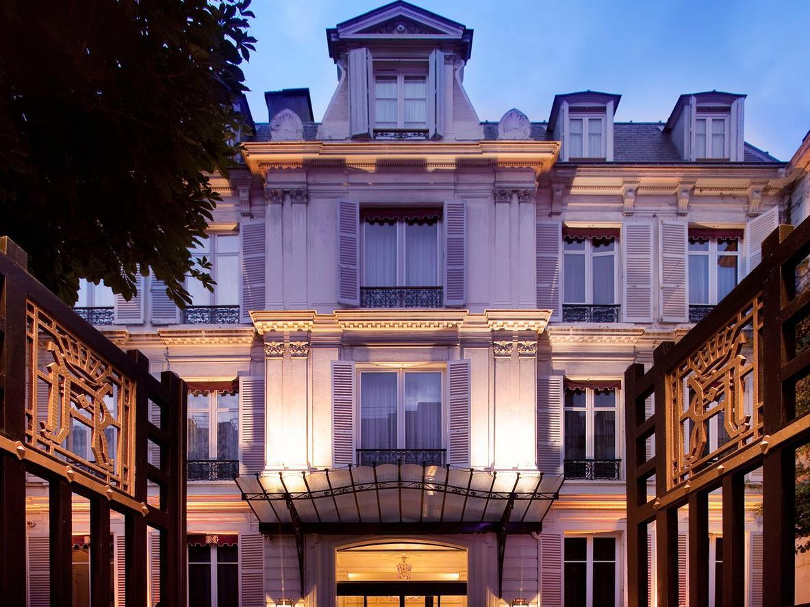 Hotel Regent's Garden - Hotell och Boende i Frankrike i Europa