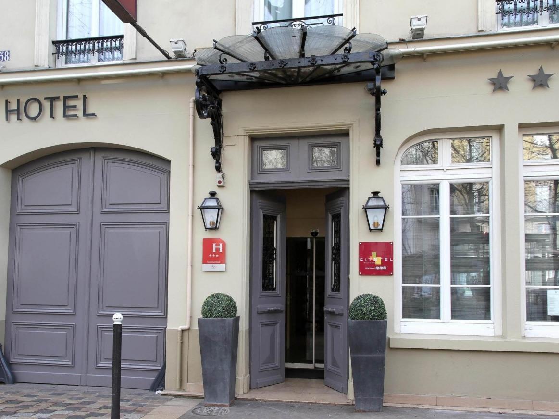 L'Interlude Hotel - Hotell och Boende i Frankrike i Europa