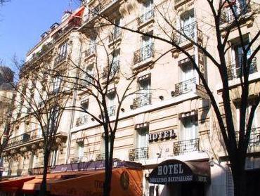 Convention Montparnasse - Hotell och Boende i Frankrike i Europa