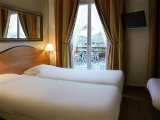 Eden Montmartre Parijs - Gastenkamer