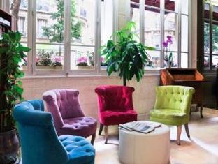 Eden Montmartre Parijs - Lobby