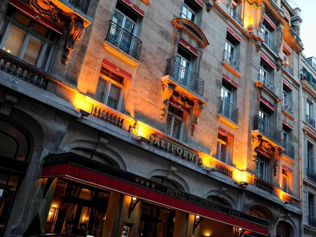 Hotel California Champs Elysees Paris