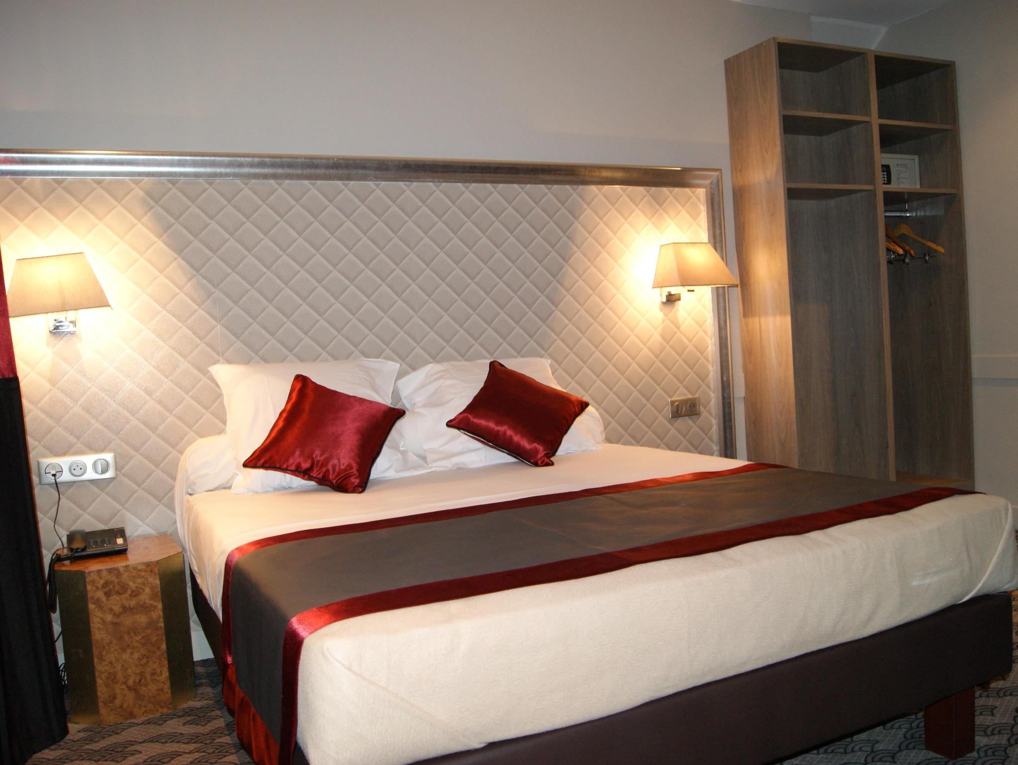 Hotel d'Amiens - Hotell och Boende i Frankrike i Europa