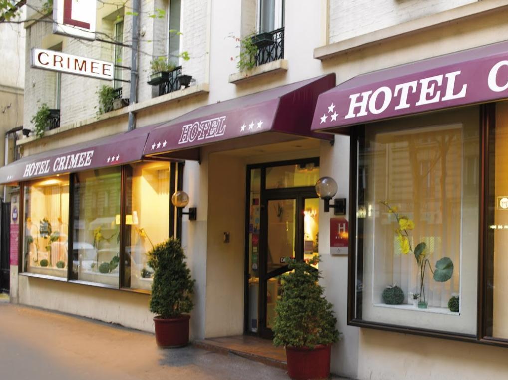 Hotel de Crimee - Hotell och Boende i Frankrike i Europa