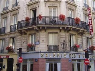 Hotel Des 3 Nations - Hotell och Boende i Frankrike i Europa