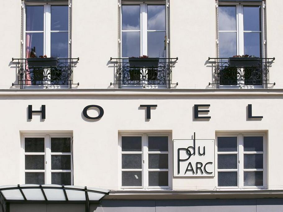 Hotel Du Parc - Hotell och Boende i Frankrike i Europa