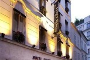 ホテル エッフェル リヴ  ゴーシュの外観