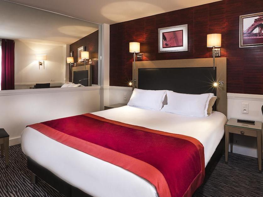 Hotel Elysees Flaubert - Hotell och Boende i Frankrike i Europa