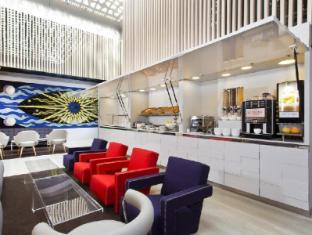 Hotel Libertel Gare de l'Est Francais Paris - Buffet