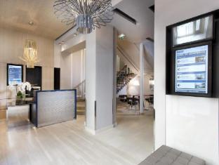 Hotel Libertel Gare de l'Est Francais Paris - Reception