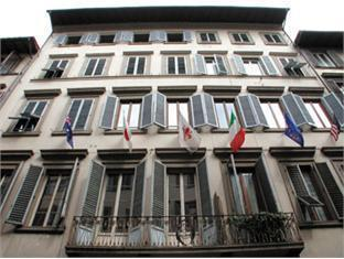 Hotel Goldoni Florence - Exterior