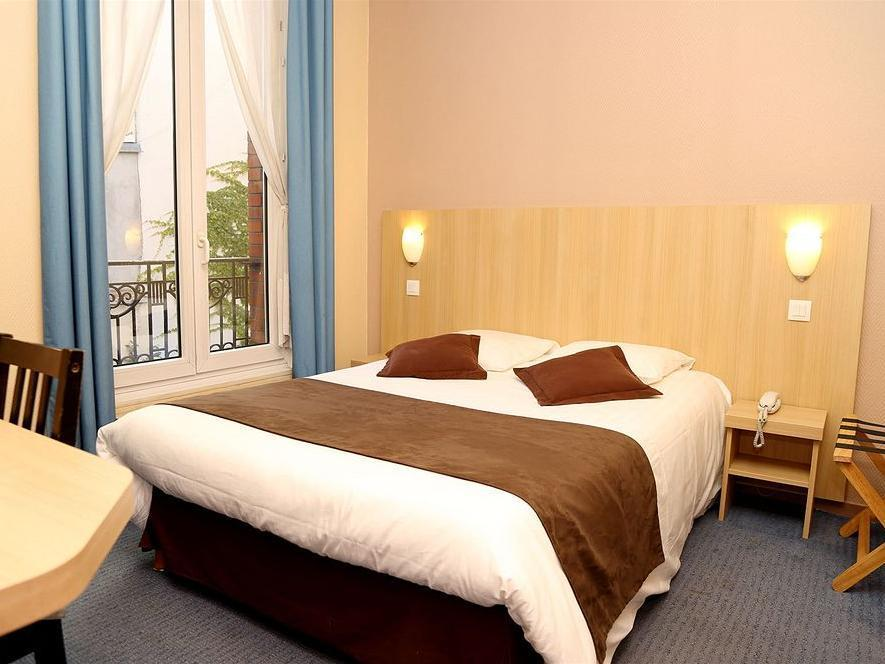 Hotel Paris Villette - Hotell och Boende i Frankrike i Europa