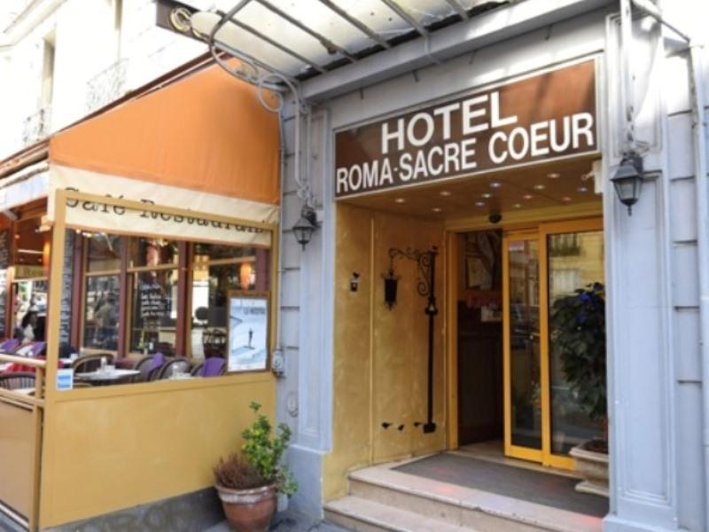 Hotel Sacre Coeur Paris Montmartre - Hotell och Boende i Frankrike i Europa
