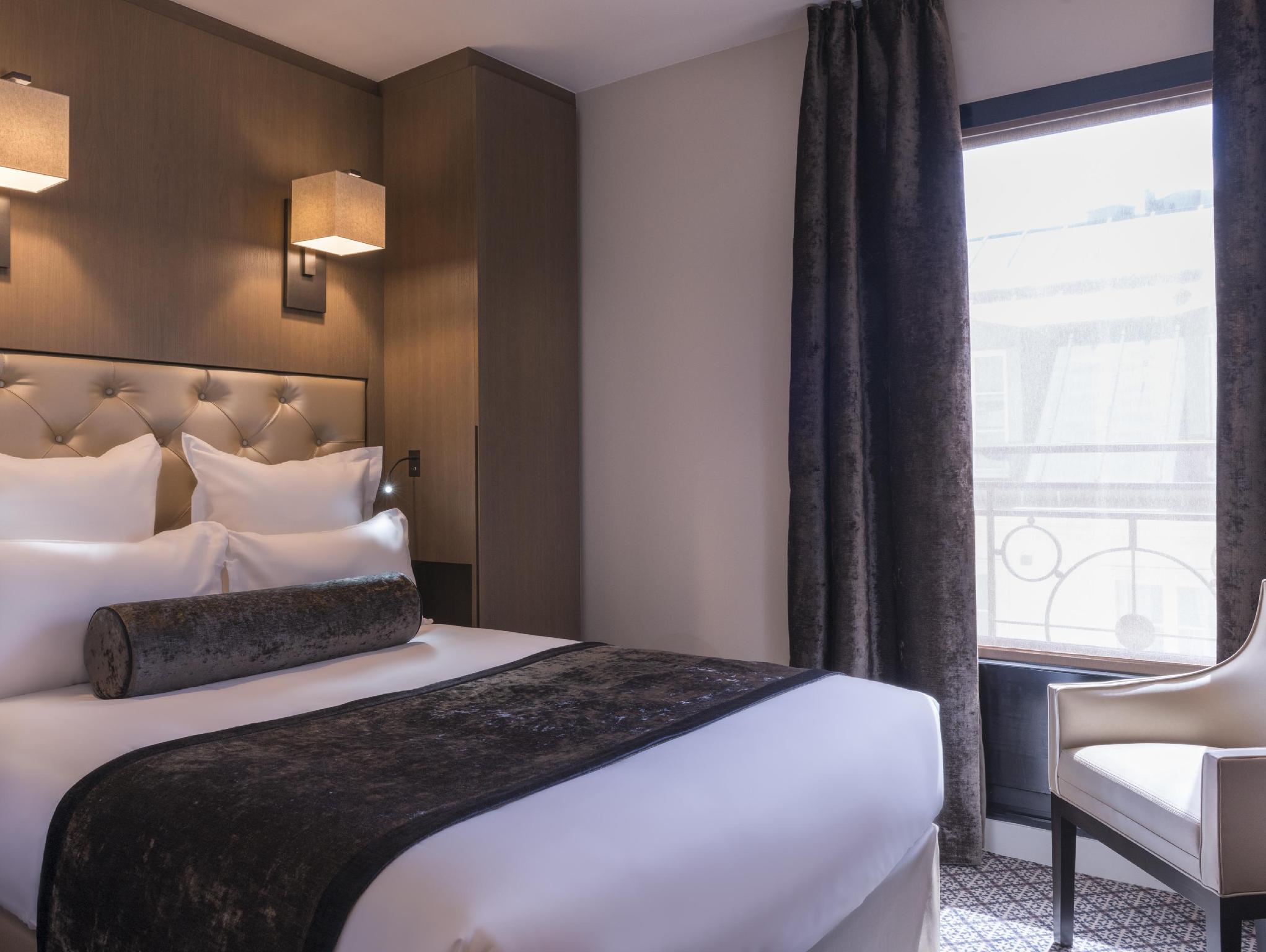 Hotel La Villa Des Ternes - Hotell och Boende i Frankrike i Europa
