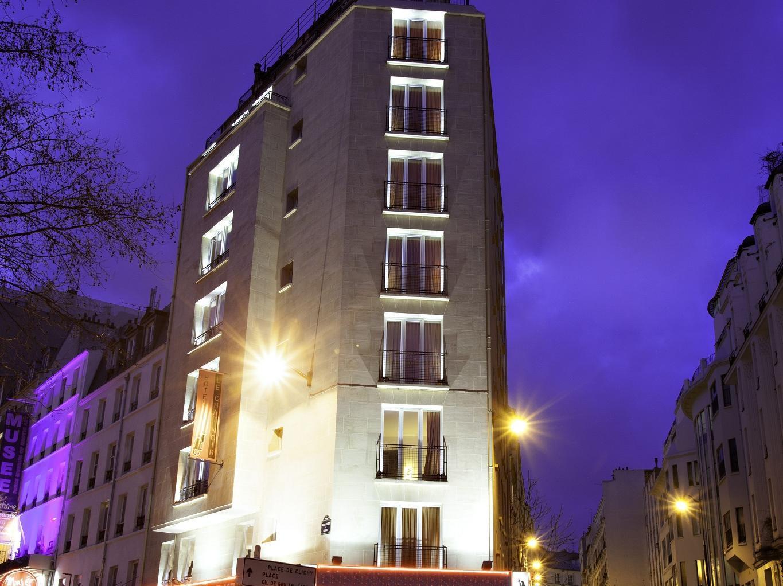 Le Chat Noir Design Hotel - Hotell och Boende i Frankrike i Europa