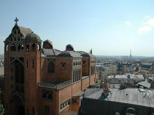 Hotel Regyn's Montmartre Parijs - Uitzicht