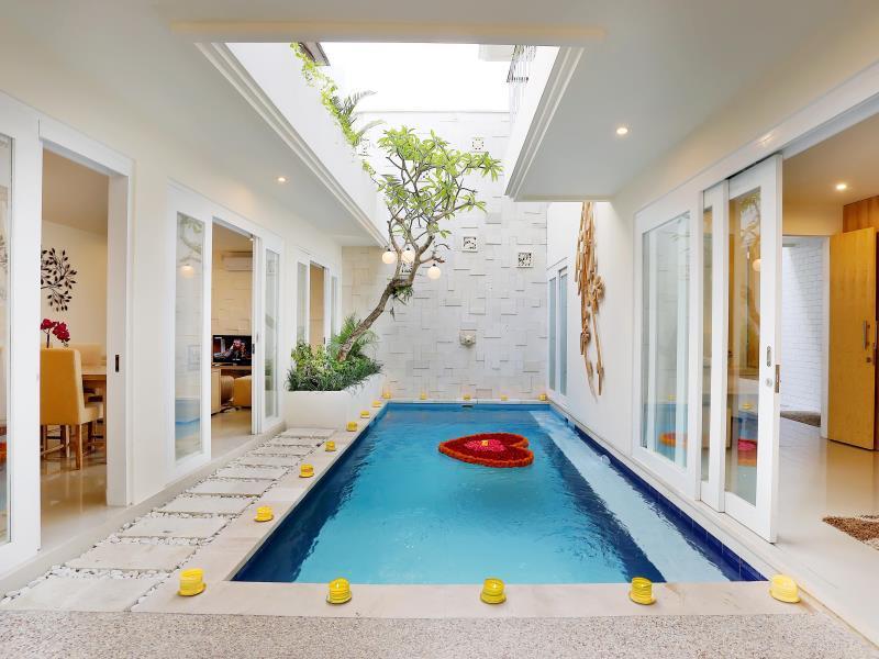 Honeymoon dengan Private Pool Villa di Bali