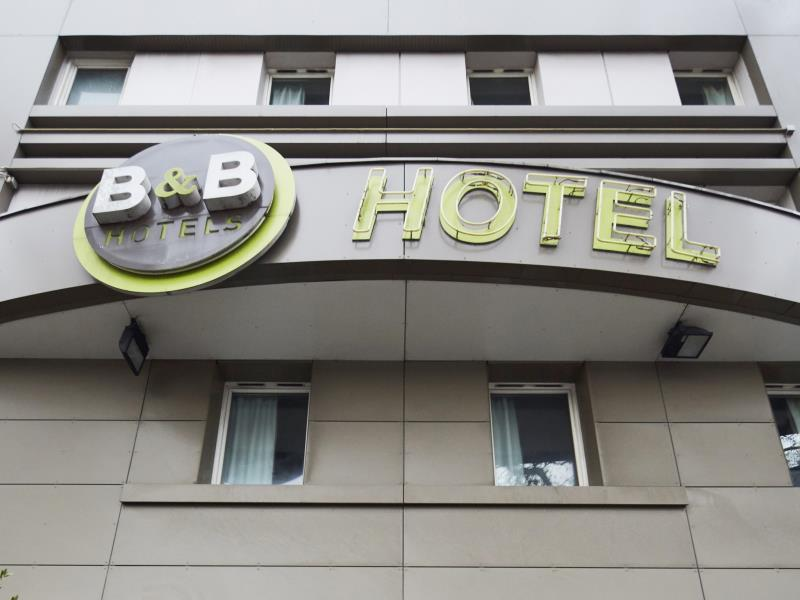 B&B Porte de la Villette - Hotell och Boende i Frankrike i Europa