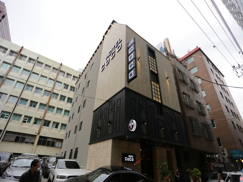 Hotel CoCo - Hotels and Accommodation in South Korea, Asia