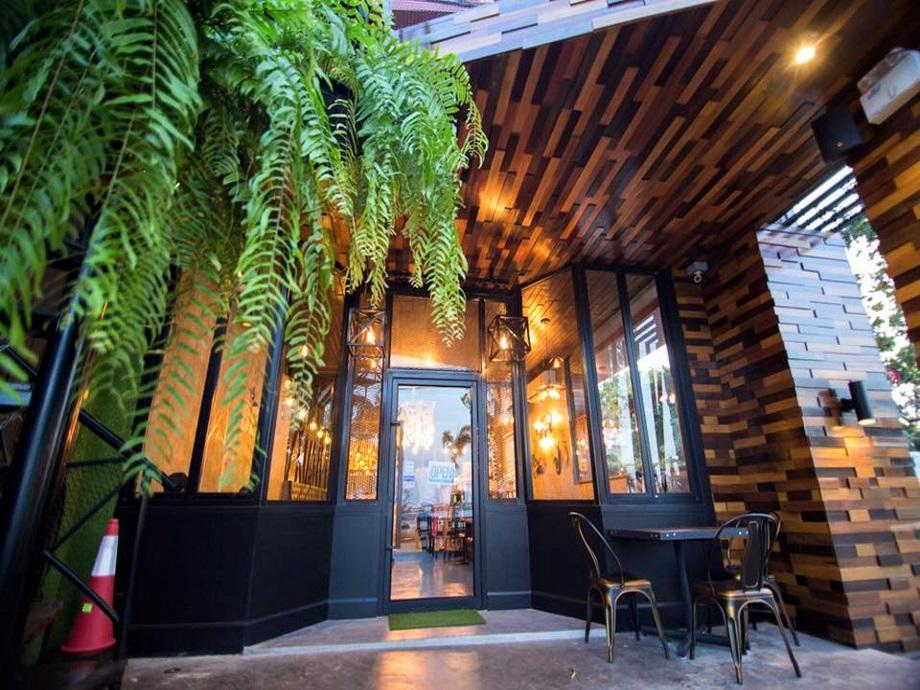 Bed Loft Cafe - Hotels and Accommodation in Thailand, Asia
