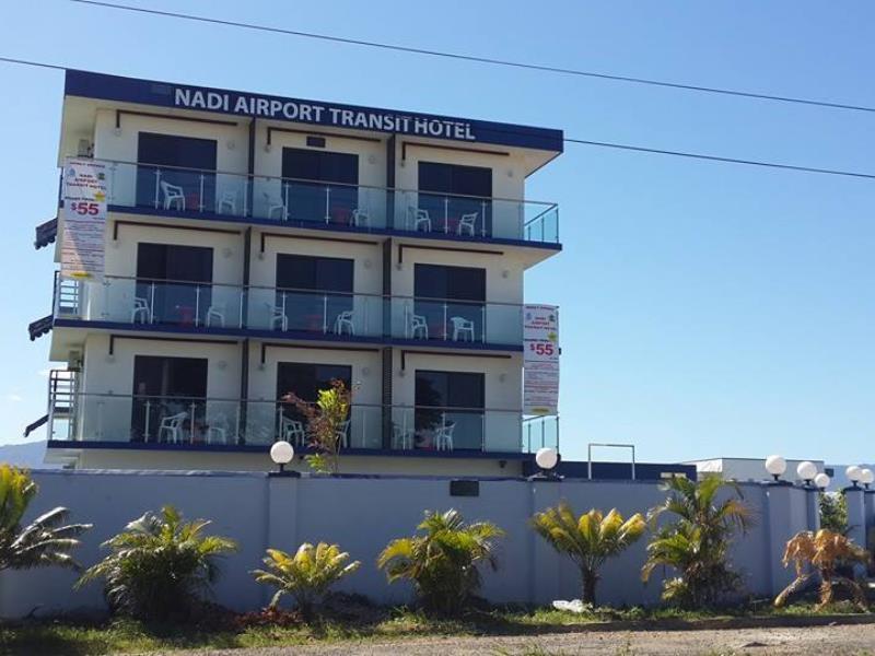 Nadi Airport Transit Hotel - Hotell och Boende i Fiji i Stilla havet och Australien