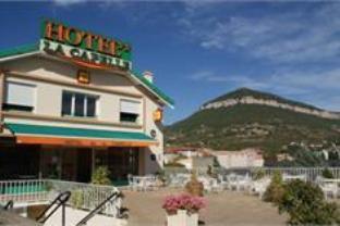 P'tit Dej Hotel Millau De La Capelle